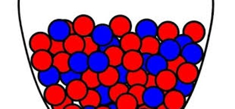 thumbnail of: Red and Blue Marbles Puzzle